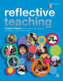 Cover of Reflective Teaching, 3rd edition