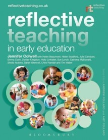 Cover of Reflective Teaching in Early Education