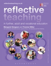 Cover of Reflective Teaching in Further, Adult and Vocational Education
