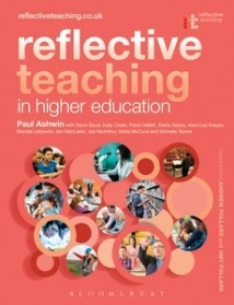 Cover of Reflective Teaching in Higher Education