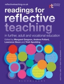 Cover of Readings for Reflective Teaching in Further, Adult and Vocational Education